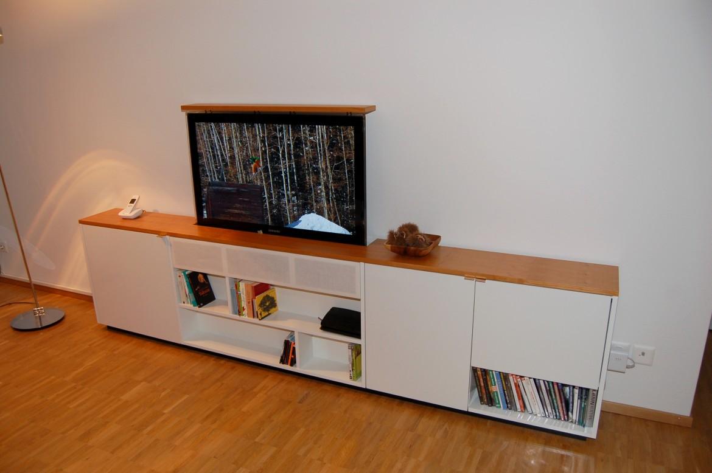 Hochglanz Tv Möbel Funk Innenausbau Ag