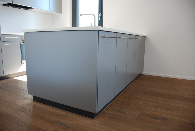 Firmenküche im Aufenthaltsraum – Funk Innenausbau AG